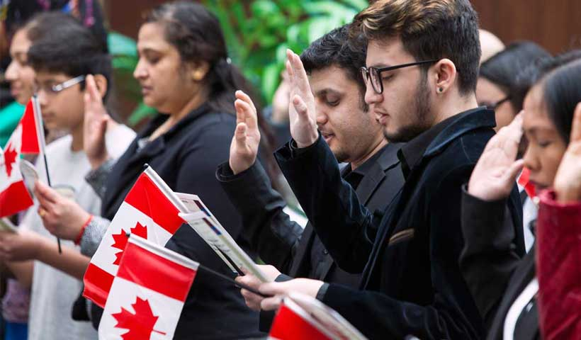 Conditions for obtaining Canadian citizenship 1 - شرایط اخذ شهروندی کانادا